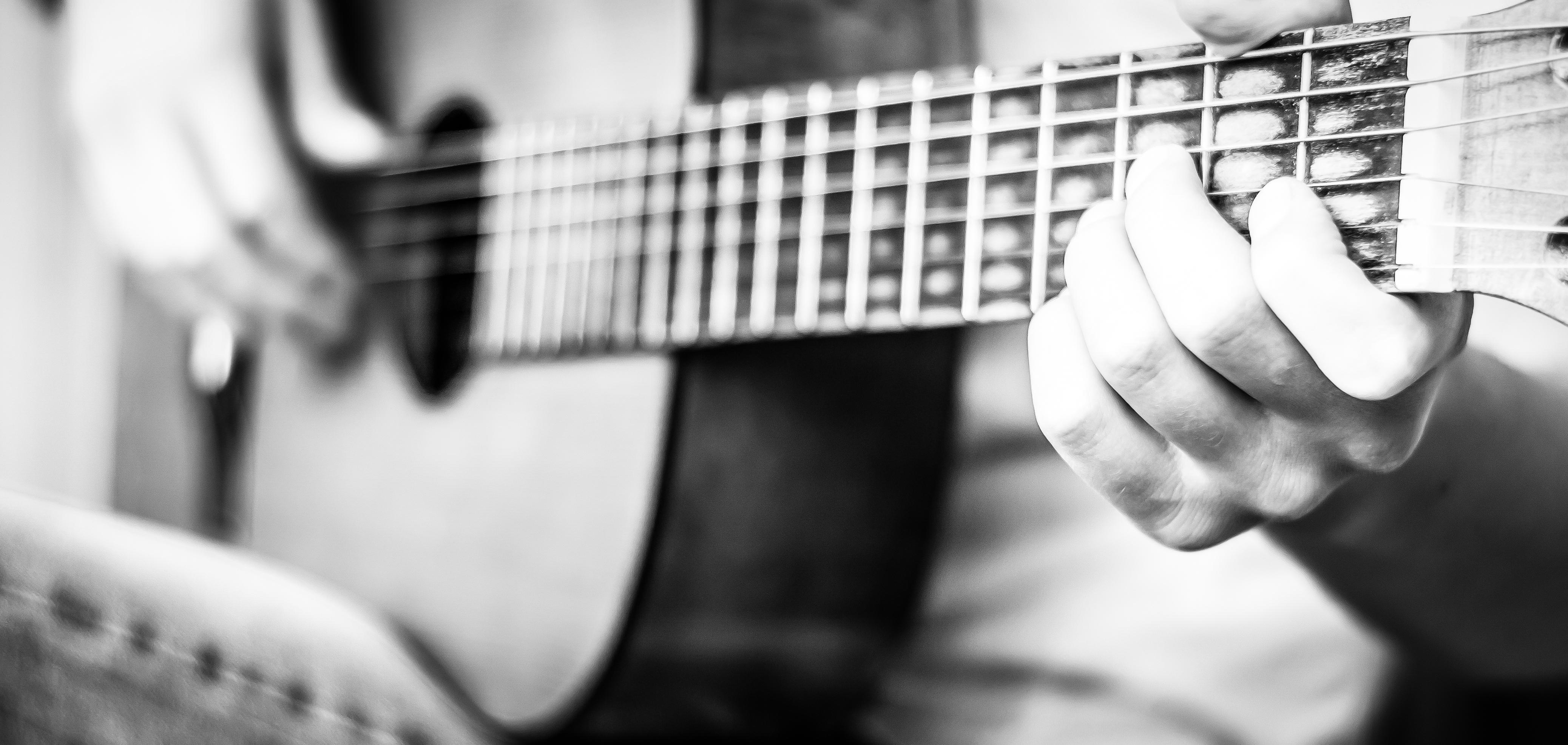Gitarrenunterricht in Dresden