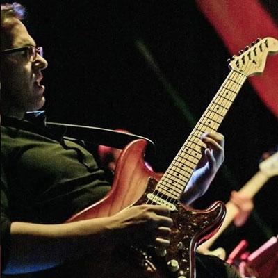 Bild von Thomas Hübel - Lehrer für E-Gitarre